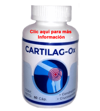Cartilag-Ox + Gel corporal Ticitl